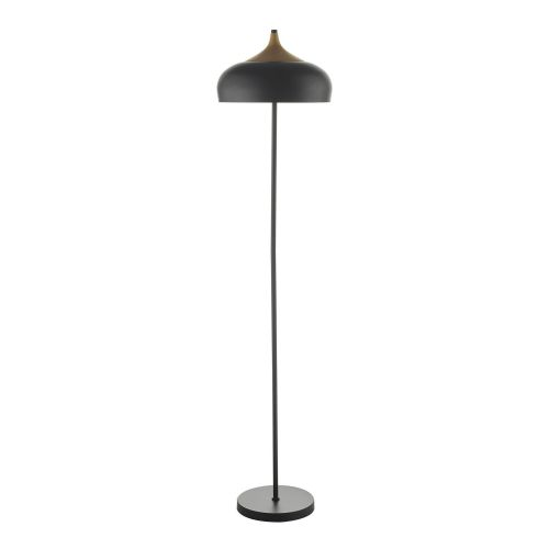 Gaucho 2 Light Floor Lamp Black, double insulated, BXGAU4922-17
